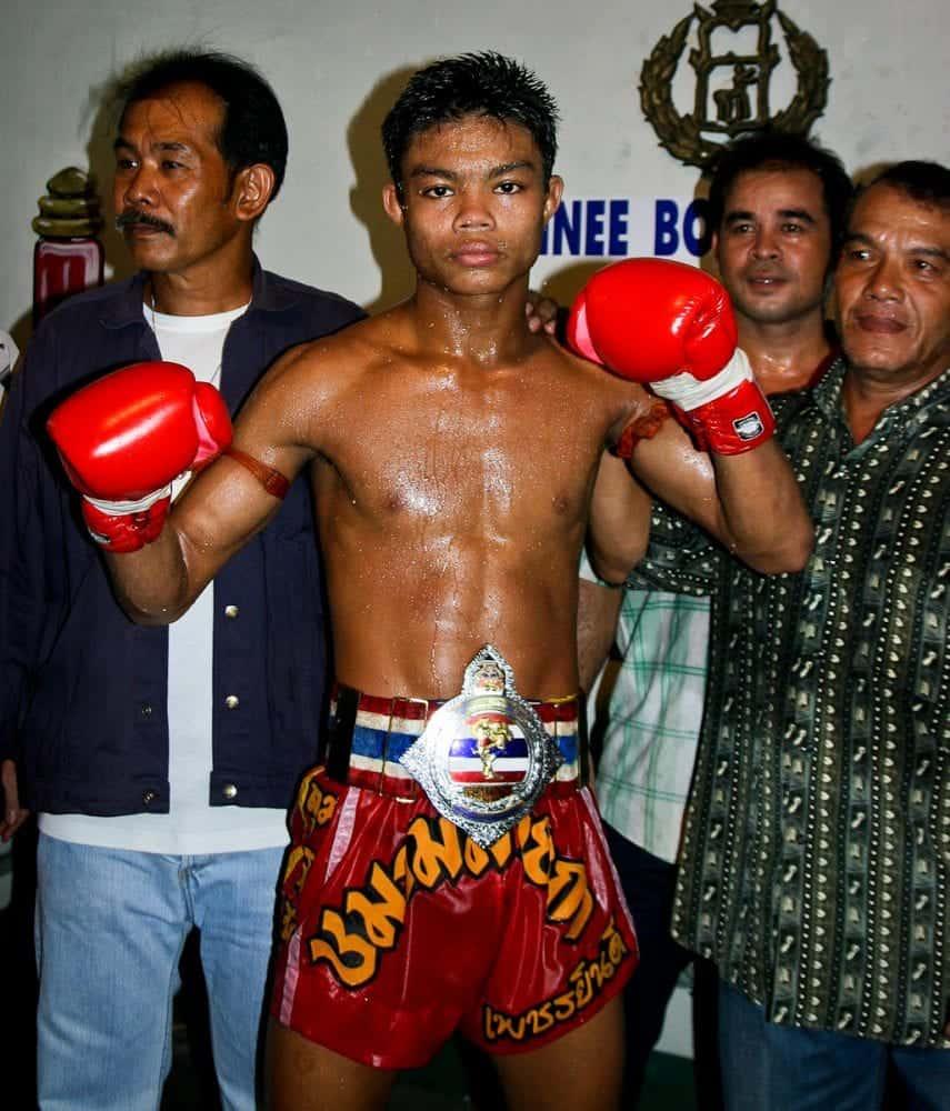 Muay Thai Boxing Bankok
