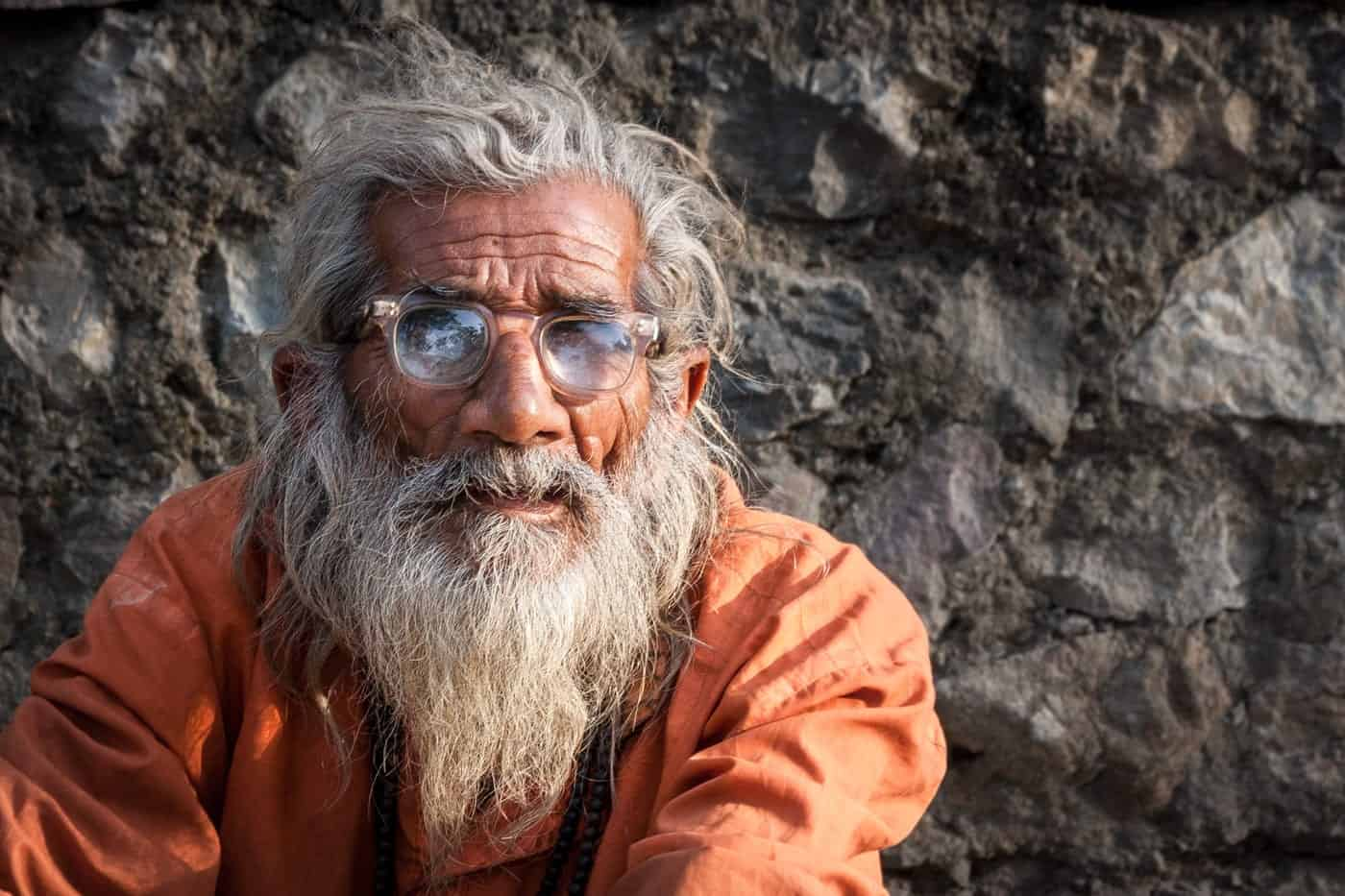 Portrait Rishikesh