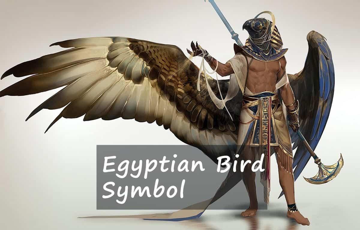 Egyptian-Bird-Symbol