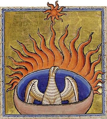 Phoenix_totem symbolism