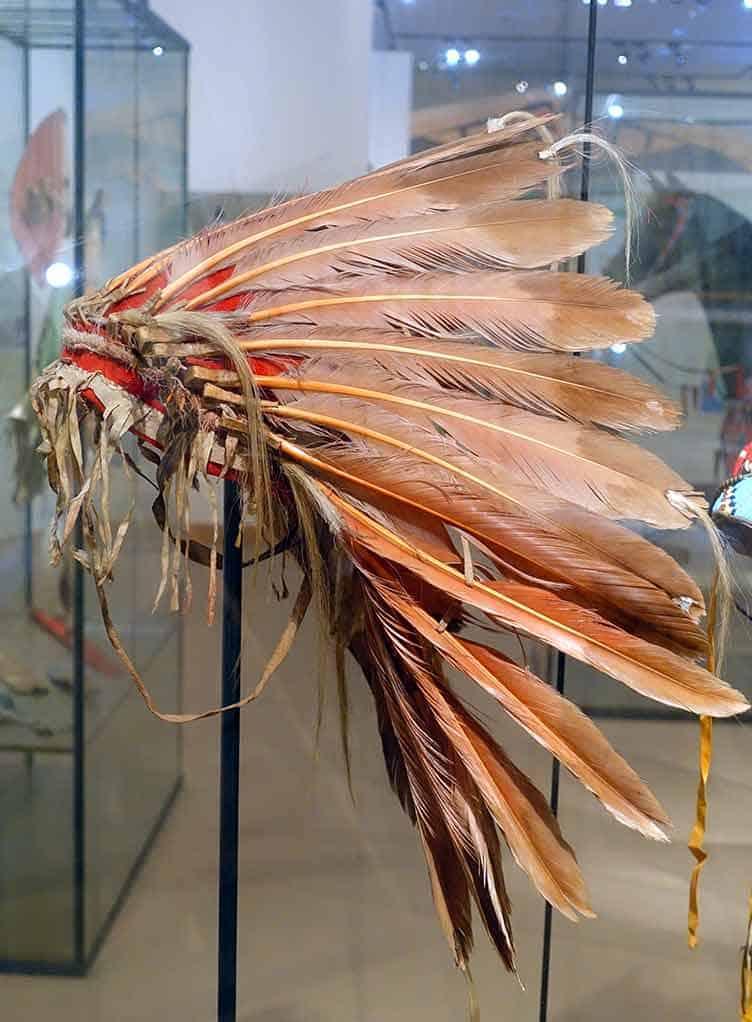 Native American Culture Eagle Feather