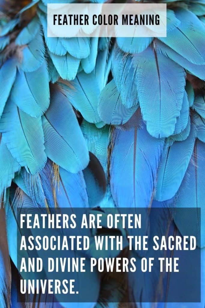 feather colors powers of universe
