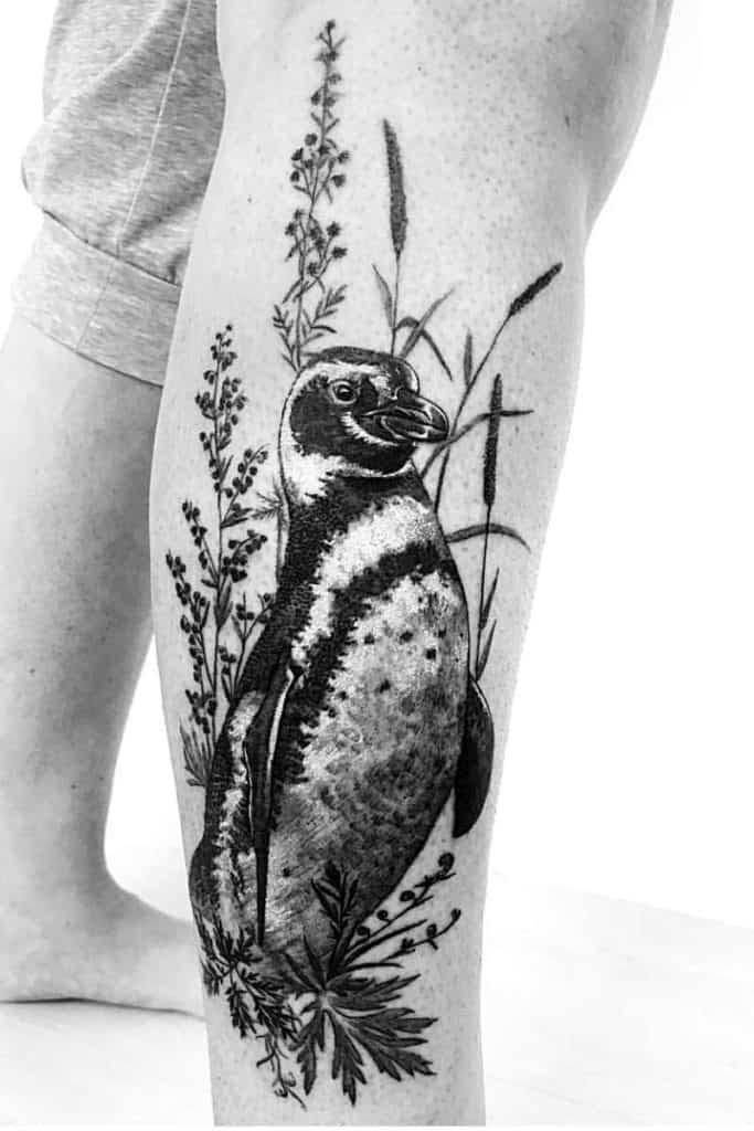 penguin tattoo meaning