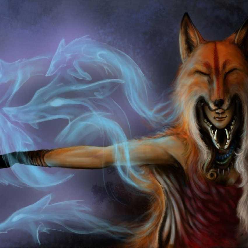 fox spirit animal